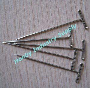 Flat head 51mm lab dissecting t pins