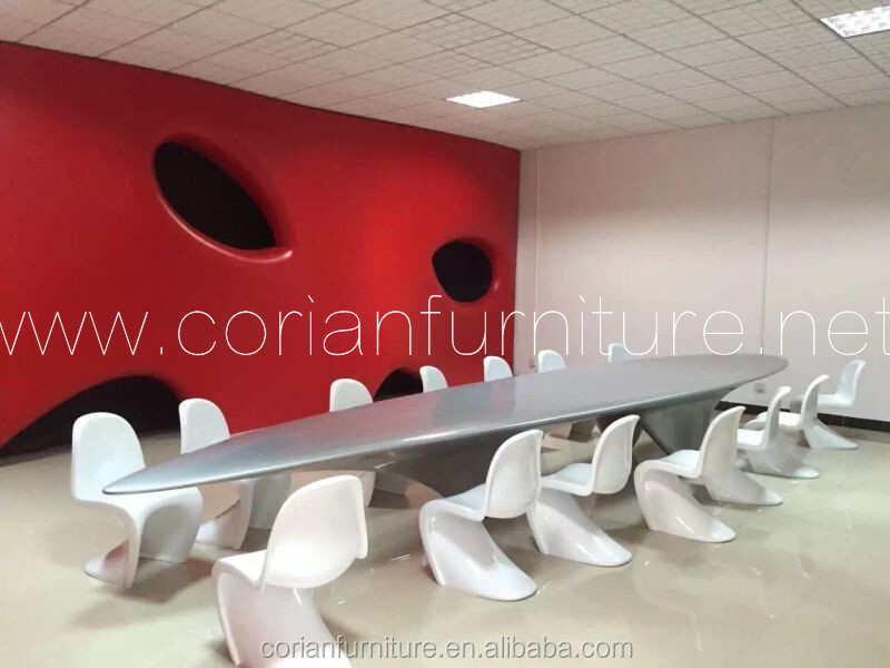 Modern Style Ovalshape Design Office Conference Table Buy Oval - Corian conference table