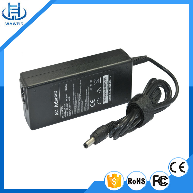 The power laptop ac switching adapter for toshiba