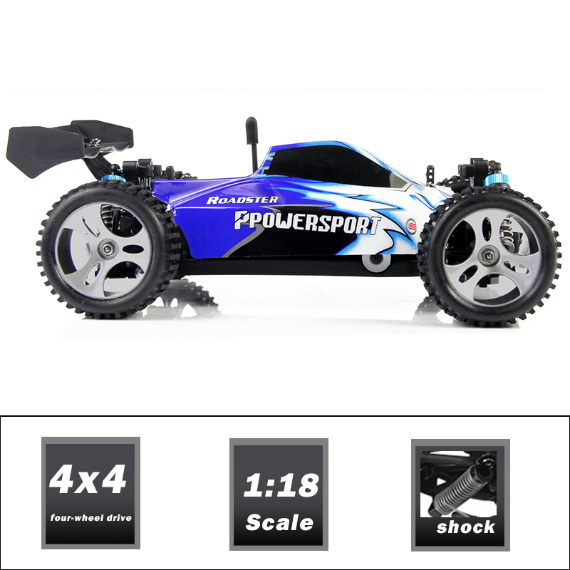 Alibaba China Toys 2.4G 4WD RC Buggy Truck