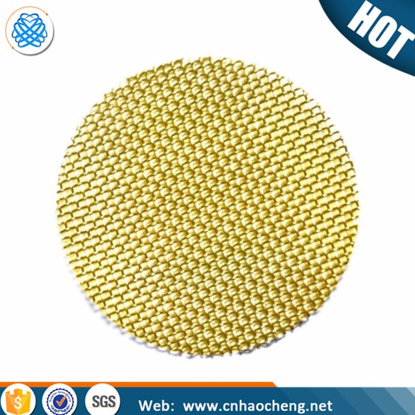 Bowl shape stainless steel smoking pipe screens