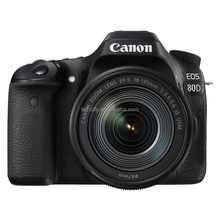 <span class=keywords><strong>Canon</strong></span> Kit EOS 80D 18-135 USM <span class=keywords><strong>DSLR</strong></span> Camera