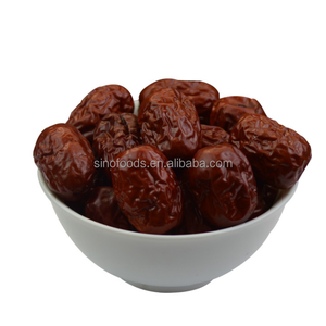 dry red dated jujube 100% rabbi dates