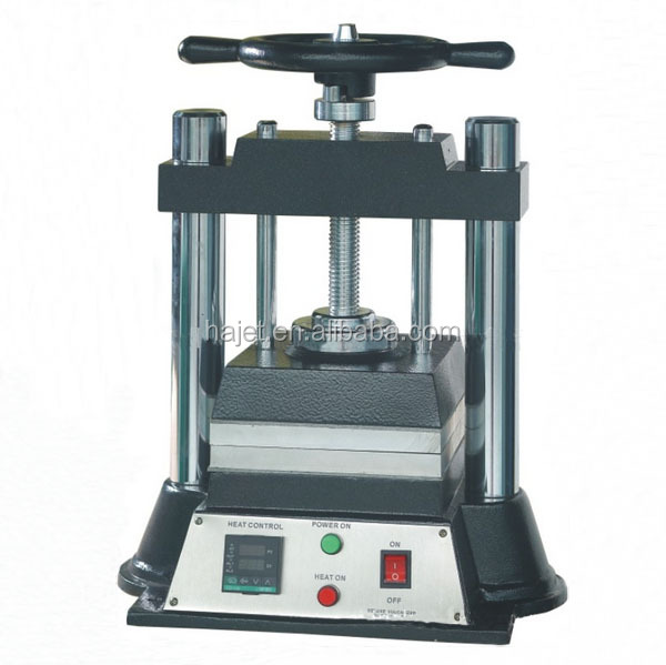 220V Vulcanizer Press Vulcanized Rubber Mold Machine Jewelry Mold Vulcanizer