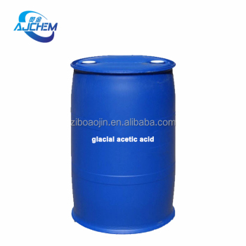 China Manufacturer Industrial Grade 99% Glacial Acetic Acid