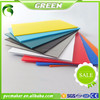 Green 2016 hot Plastic Fluted Sheets, Coreflute Sheets, Correx, Coroplast