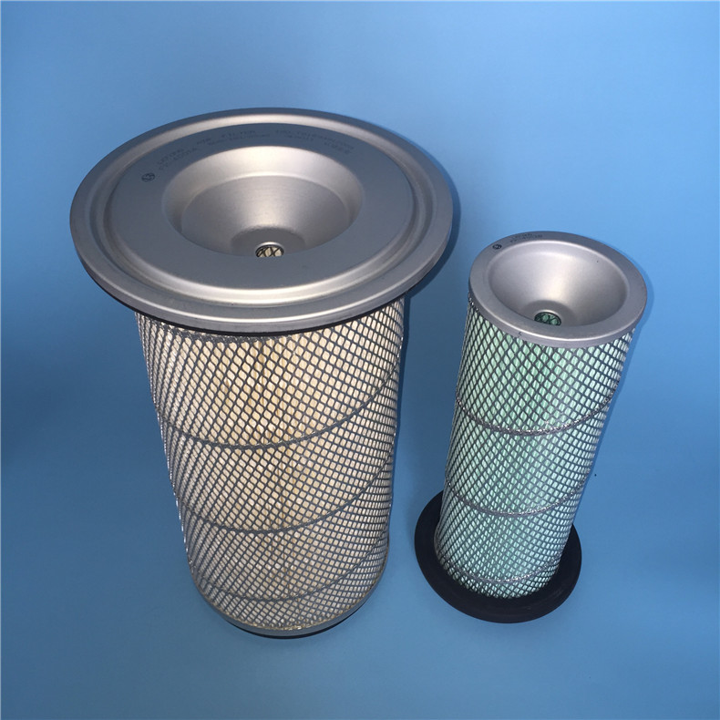 Truck air filter element Set of 2 Hydraulic Breather Air Filter 600-181-6050