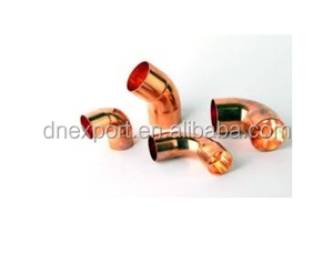 Copper pipe fitting 45 degree elbow,90 degree elbow with more competitive price