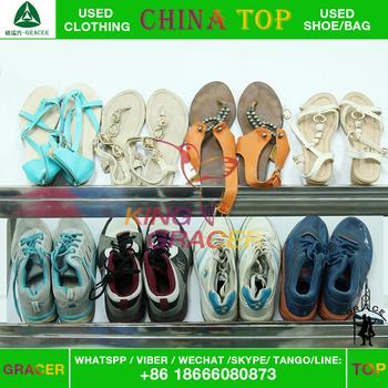 0b847ac9c8 Comprar barato usado sapatos on-line para adulto Bulk usado sapatos para  venda