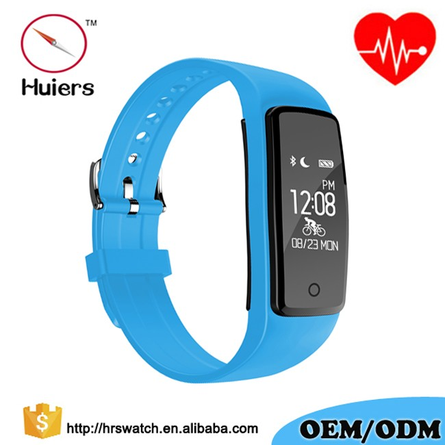 S1 Heart Rate Monitor Smart Wristband Fitness Watch Band Sleep Tracker