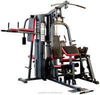 home fitness equipment office fitness equipment Five stations multifunction exercise machine
