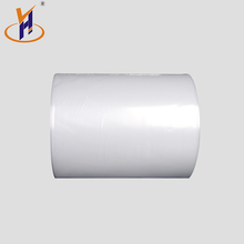 Professional low density polythene film size&color customized ldpe jumbo roll with tubular/single wound type
