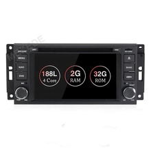 Mekede 6.2 ''2 + 32G Android 9.1 Car DVD Đài Phát Thanh Player Đối Với <span class=keywords><strong>Jeep</strong></span> <span class=keywords><strong>Grand</strong></span> <span class=keywords><strong>Cherokee</strong></span> Chrysler 300C La Bàn dodge Chevrolet Epica Wrangle