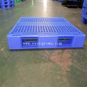 Large1200x1000 mm double face slip rubber sheet plastic resin pallet