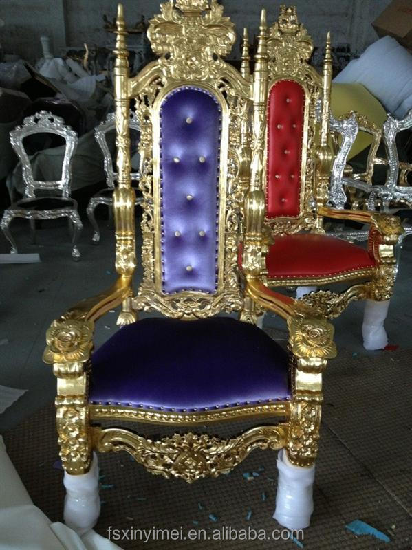 New Design King Throne Chair In Shunde