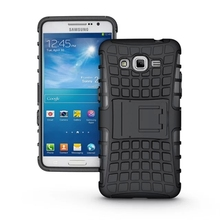For Samsung Galaxy Grand Prime G530 Kickstand Case Heavy Duty Armor Shockproof Hybird Hard Rugged Rubber Cover G530H G5308W Case