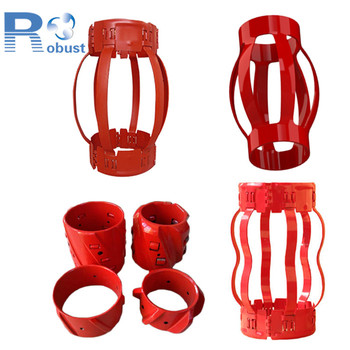 API 10D oilfield cement tools bow spring/rigid /internal casing centralizer