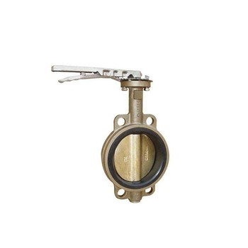 ASTM WCB A216 BUTTERFLY VALVE FOR OIL AND GAS IN BD VALVULA