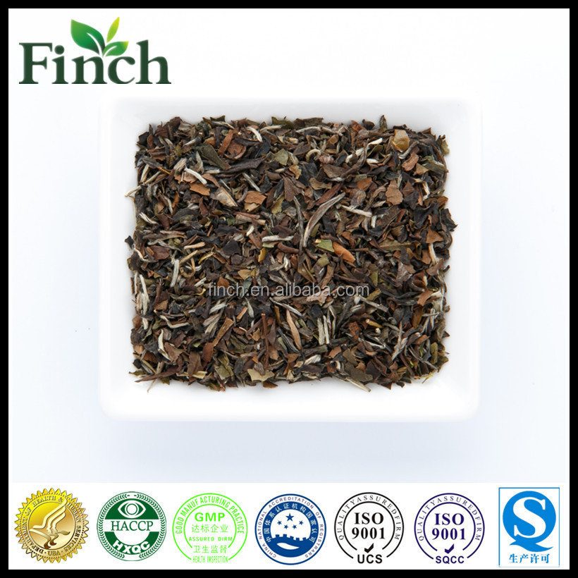 Top Grade Tea Dust White Tea Fanning Accpet Special Flavor Custom