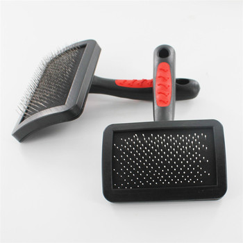 Best pet supplies 2019 dog grooming comb brush pet hair remover