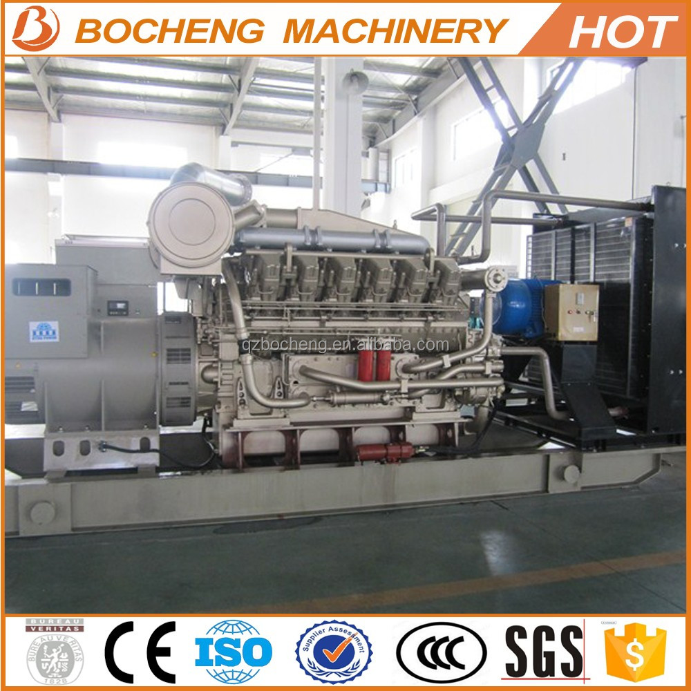 Top quality water cooled 50KW diesel welder generator for sale