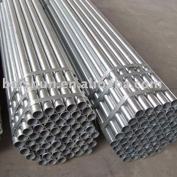 BS 1387 Steel Galvanized Pipe