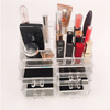 acrylic clear Cosmetic organizer box
