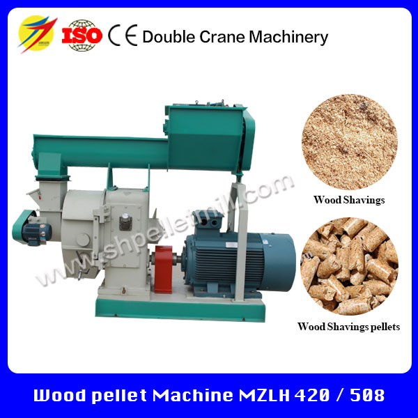 Wood pellets machine for biomass power fuel plant hot sale in malaysia