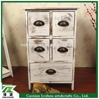 Shandong Antique Wood Storage Cabinet for Kitchen or Living Room