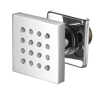 Saving Water Shower Massage Jets,Wall Mounted Shower Body Jets BS020