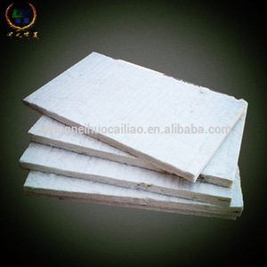 300 kg/m3 density heat resistant and thermal kiln insulation ceramic board