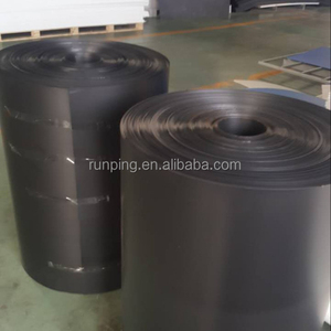 PE corrugated plastic coroplast roll for floor covering