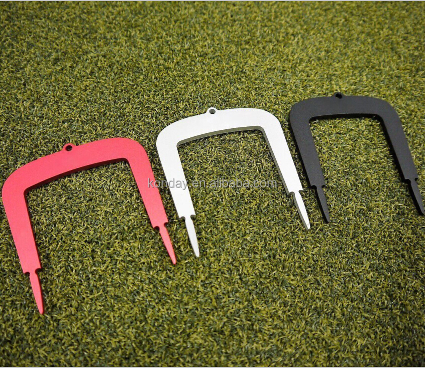 Nieuwe Neiging Putting Praktijk Gate Pack, Golf Training Aid, Golf Accessoire