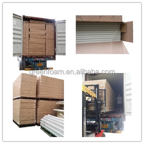 Polyurethane Foam Insulation Board For Central Air