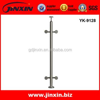 Aisi304/316 Stainless Steel Glass Holder Handrail Balustrade ...