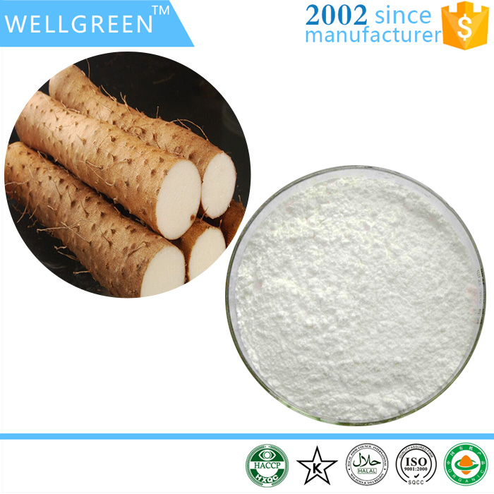 high quality diosgenin wild yam extract in herb plant