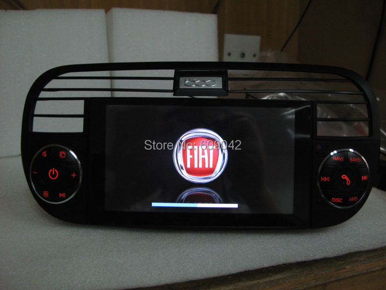 in dash auto radio car dvd player gps navigation for fiat. Black Bedroom Furniture Sets. Home Design Ideas