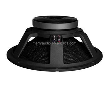Top18 Inch Pro Audio Exciter Speaker Mr18220100gj - Buy Exciter  Speaker,Audio Subwoofer,Audio Subwoofer Speaker Product on Alibaba com