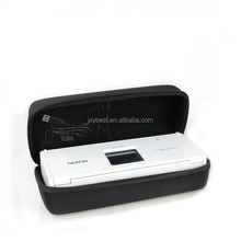 Hard EVA Travel Case for Brother ADS1000W ADS1500W Compact Color Desktop Scanner with Duplex and Web Connectivity