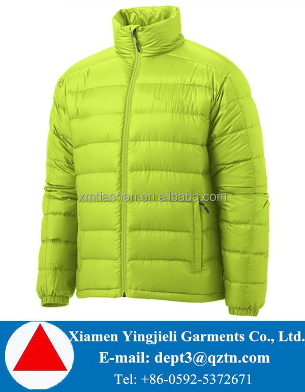 Jackets Product Type and Winter Season untra light down jacket