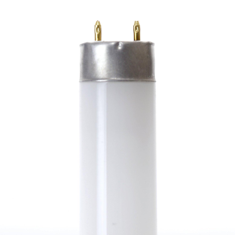 Sunlite F17T8/SP835 17-Watt T8 Linear Fluorescent Light Bulb Medium Bi Pin Base, 3500K, 30-Pack
