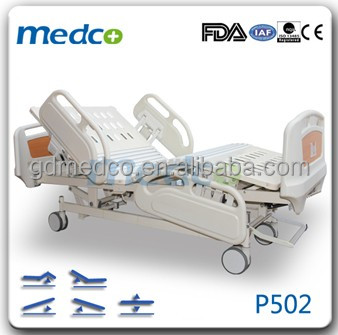 Hill rom five function electric medical bed OEM P502