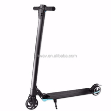 China 36v folding carbon fiber electric scooter