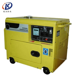 Open/silent portable diesel 3kw generator prices india