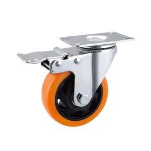 "2""3""4""5"" wholesale in factory trolley cart caster wheel"