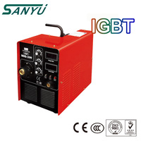 China Direct Factory MIG IGBT Inverter wire Welding Machine