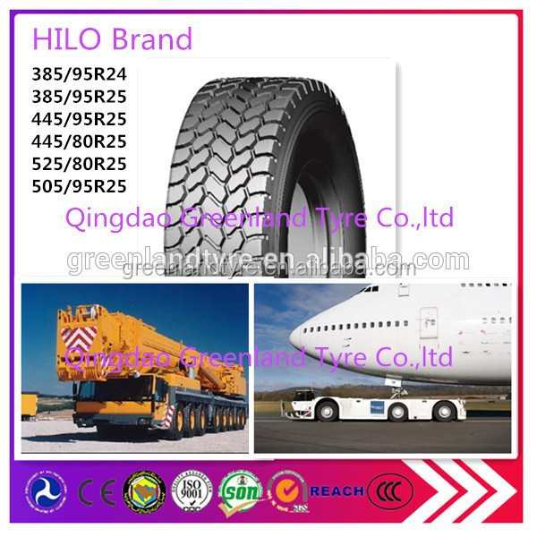 otr tyre 18.00-25-40pr high performance OTR with warranty promise