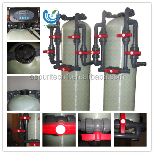 Industrial Water Purification Machine Quartz Sand Filter