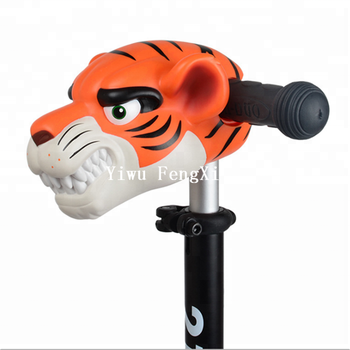 Making Your Own Animal Head Scooter Head Custom Plastic 3d Tiger Head For Scooter Head Oem Scooter Head Factory Buy Animal Head Tiger Scooter
