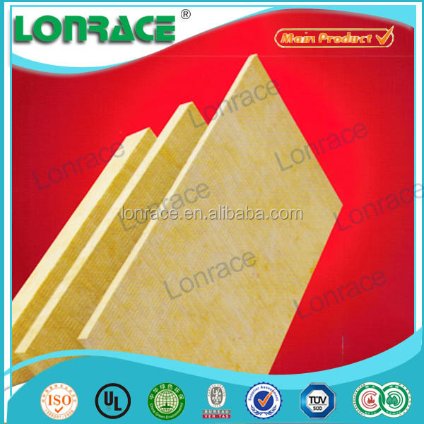 High Quality Heat Preservation Fire Proof Insulated Rock Wool Board